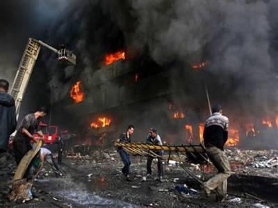 دہشت گردی مسلم اُمہ کا مسئلہ