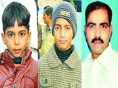 15روز گزر گئے، دو بچوں کے باپ کے قاتلوں کو پولیس گرفتار نہ کر سکی، انصاف کی اپیل