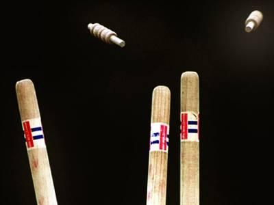 کرکٹ کی دنیا کا انوکھا واقعہ، پوری ٹیم صرف 'تین' رنز بنا کر آؤٹ