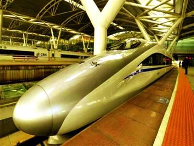 تیز رفتار ریل،چین اپنا ہی ریکارڈ توڑنے کی تیاری میں