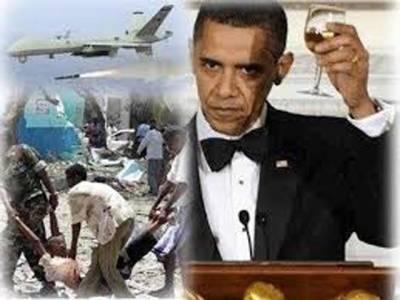 زیرِ آب ڈرون اور امریکی صدر کا دورۂ بھارت!