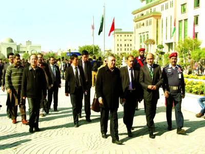 چینی ماہرین کا پاک چین چیمبر کی دعوت پر پاکستان کا دورہ