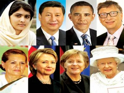 بل گیٹس دنیا کی متاثر کن شخصیت ،اوباما دوسرے ،چینی صدر تیسرے نمبر پر