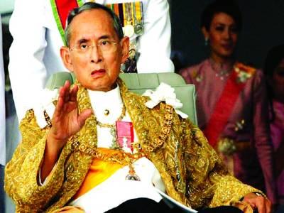 تھائی لینڈ کے بادشاہ بھومی بول ایدلیا دنیا کے امیر ترین حکمران قرار