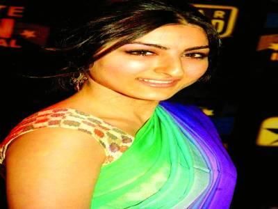 فلم 31اکتوبر کے لئے پنجابی سیکھنا پڑی' سوہا علی خان