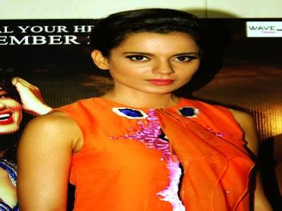 کنگناراناوت بہترین اداکارہ کے ایوارڈ کی مستحق ہیں' سونم کپور