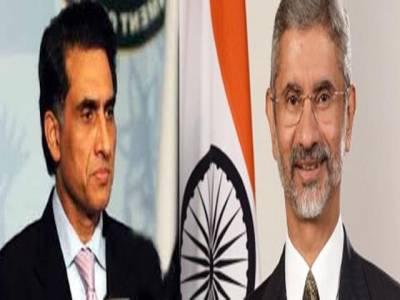 بھارت کو ہمارے ہاں دہشت گردی بند کرنا ہوگی