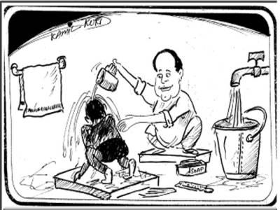 کراچی کو ہر صورت میں جرائم سے پاک کریں گے ۔۔۔ نواز شریف