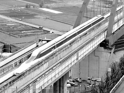 جاپانی ٹرین نے 600 کلومیٹر فی گھنٹہ کی رفتار سے سفر کر کے نیا ریکارڈبنا ڈالا