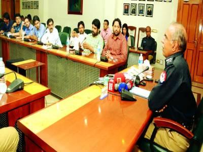 پائلٹ پروجیکٹ کا دائرہ کار صوبہ بھر کے تھانوں میں پھیلایا جائے گا ،مشتاق احمد سکھیرا