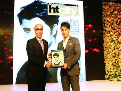 علی ظفر ، دہلی کا موسٹ سٹائلش ایوارڈ جیتنے میں کامیاب