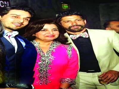 احسن خان کا اپنی فلم کے لئے فرح خان کو کوریو گرافر لینے کا فیصلہ