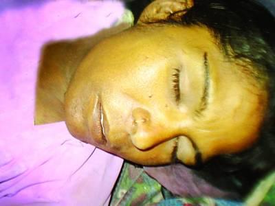 اوکاڑہ سے محنت مزدوری کیلئے لاہور آنیوالی خاتون پر اسرار طور پر ہلاک ،شوہر لا پتہ