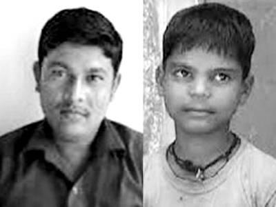 شادباغ میں نامعلوم افراد نے 12سالہ بچے کو اغوا کر لیا