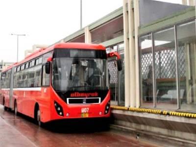لاہور کے بعد راولپنڈی میں بھی میٹرو بس
