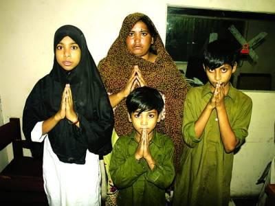 کرائے دار خاتون اور اس کے بچوں پرمالک مکان کا تشدد معمول بن گیا