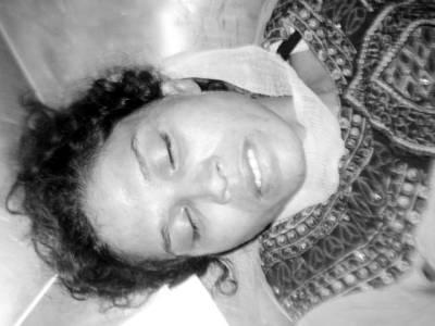 شاہدہ، گھریلو ناچاقی پر شوہر نے زہر دیکر بیوی کو قتل کر دیا، خاتون نے خود کشی کی ، پولیس