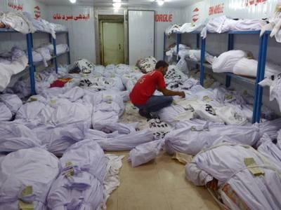 کراچی میں بکھرے لاشے، زندہ لاشیں۔۔۔!