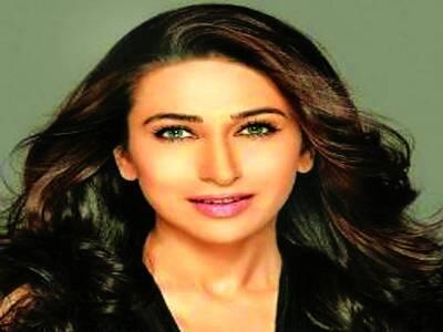نامور بھارتی اداکارہ کرشمہ کپور 41 برس کی ہوگئیں