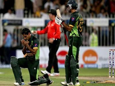 قومی ٹیم کو بہترین کارکردگی کی بدولت سری لنکا سے فتح نصیب ہوئی