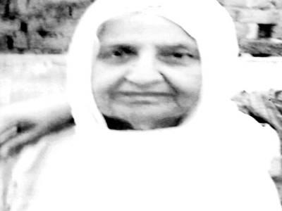 اسلام پورہ، بیٹے کے قتل کی مدعی معمر خاتون پراسرار طور پر لاپتہ