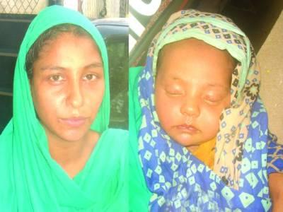 سبزہ زار خاتون کی نومولود بیٹی کو اغوا کرنیوالا منہ بولا بھائی گرفتار ، بچی بازیاب