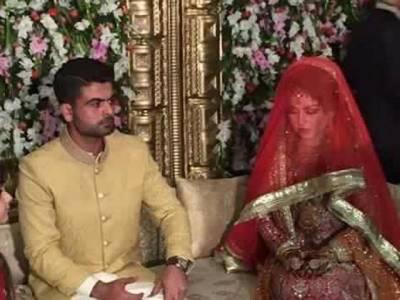 احمد شہزاد نے پشاور سانحہ کے باعث اپنی شادی سادگی سے منائی
