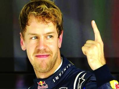 سنگاپور: موٹو گراں پری ریس جرمنی کے سباسچئن ویٹل نے جیت لی