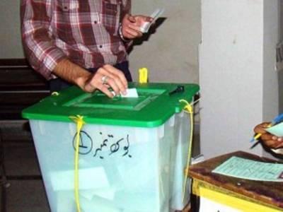 بلدیاتی انتخابات کا پہلا مرحلہ ،پرانی شراب نئی بوتل میں