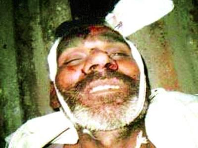 مصر ی شا ہ ، ریلو ے کو ارٹر وں سے 43 سا لہ نا معلو م شخص کی نعش برآمد،ورثا کی تلاش