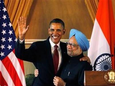 بھارت، امریکہ، مشترکہ مفادات کا اتحاد