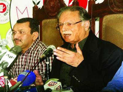 قومی اداروں کے بارے میں بحث کرنا ملکی مفاد میں نہیں ، پرویز رشید