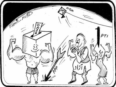 بلدیاتی انتخابات کا تیسرا مرحلہ مکمل