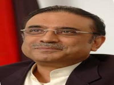 آصف علی زرداری کا اہلِ کراچی سے مذاق
