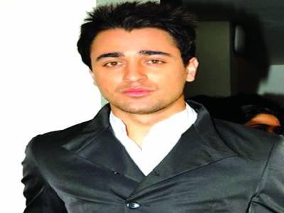 اداکارعمران خان نے اپنی 33 ویں سالگرہ منائی