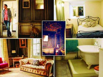 50 کروڑ روپے کے محل میں ایک کمرہ کا کرایہ 150 روپے مہینہ۔۔کیونکہ