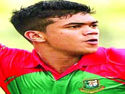 بنگلا دیش کیلئے دھچکا، غلط باؤلنگ ایکشن پر تسکین احمد اور عرفات سنی کے کھیلنے پر پابندی