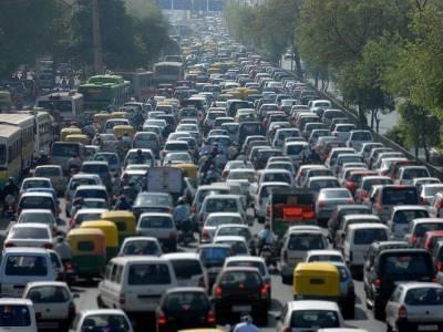 ٹریفک جام، شہری بے حال، کوئی اس کا علاج ہے؟
