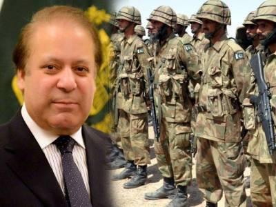 بدلی ہوئی فوج اور بدلے ہوئے وزیر اعظم!