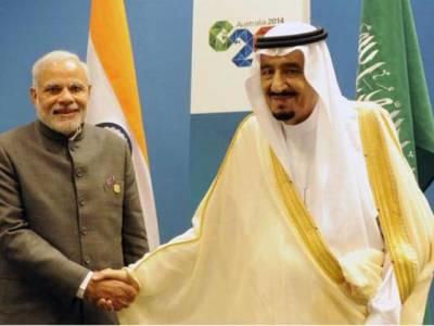 بھارت سعودی تعلقات۔ ایک نئی جہت