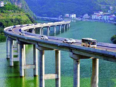 سعودی عرب کے بعد چین نے بھی پانی پر سڑک بنانے کا اعلان کردیا