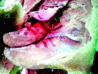 منگولیا میں 1500سال پرانی ایک خاتون کی لاش دریافت
