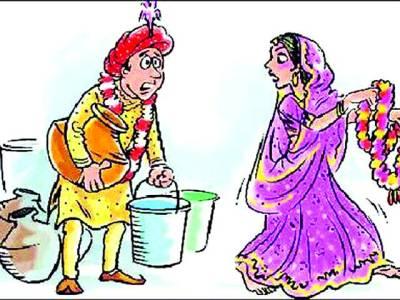 ہمسایہ ملک کا وہ گاؤں جس کے مردوں سے شادی کرنے کیلئے کوئی لڑکی تیار نہیں