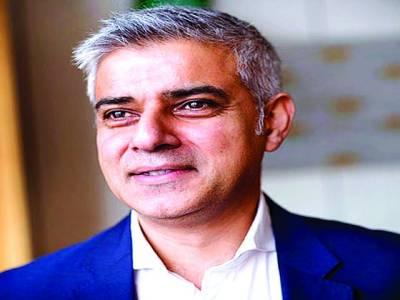صادق خان نے میدان مار لیا ، برطانیہ کی تاریخ میں پہلی بار لندن کا مسلمان میئر منتخب