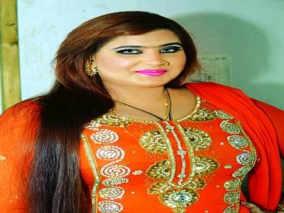 اداکارہ مسکراہٹ خان کی الفلاح تھیٹر میں زبردست پرفارمنس