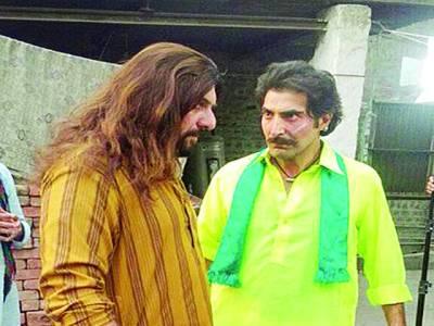 شامل خان اور رز کمالی کی ڈرامہ سیریل''رائیگاں''کی ریکارڈنگ لاہور میں جاری