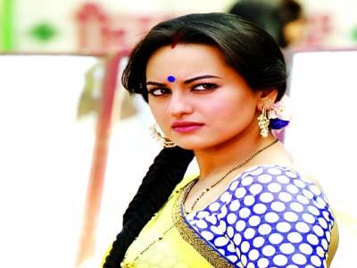 اداکارہ سوناکشی سنہا کی تمام امیدیں نئی فلم ''اکیرا''سے وابستہ