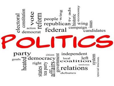 مک مکا کی سیاست۔۔۔ اداروں کے فرائض