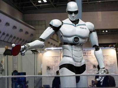 مشینی انسان : روبوٹ