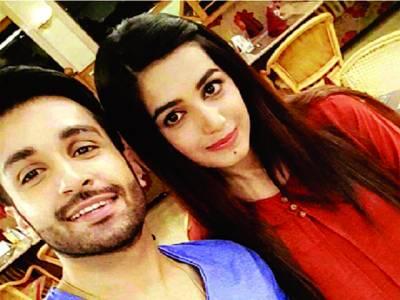 اظفر رحمان اور انعم فیاض کی نئی ڈرامہ سیریل ''تشنگی دل کی''تکمیل کے آخری مراحل میں